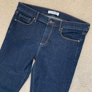 Banana Republic Dark Wash Skinny Jeans Size 29